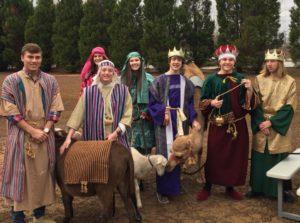 Christmas Eve - Living Nativity Service @ Life Center
