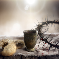 Maundy Thursday - Noon Service